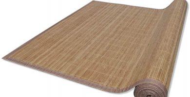 alfombras de bambu baratas