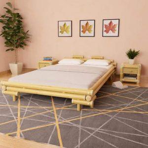 camas de bambu baratas