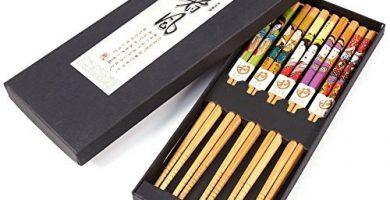 palillos de bambu precio