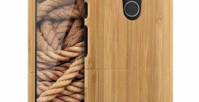 fundas de movil bambu